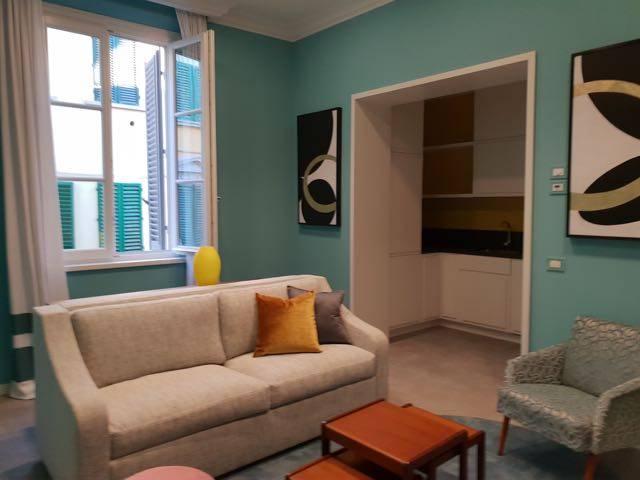 SAN FREDIANO, FIRENZE, Appartamento in affitto di 55 Mq, Ottime condizioni, Riscaldamento Centralizzato, Classe energetica: A2, posto al piano 1°,