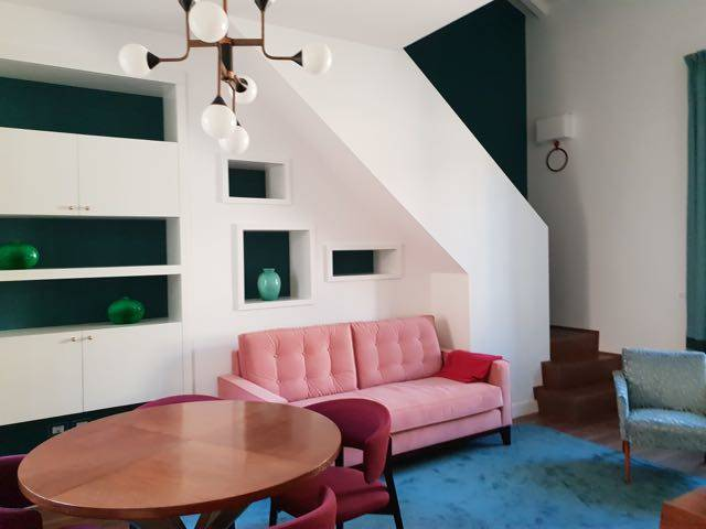SAN FREDIANO, FIRENZE, Apartment for rent of 65 Sq. mt., Excellent Condition, Heating Centralized, Energetic class: A, placed at 2°, composed by: 3
