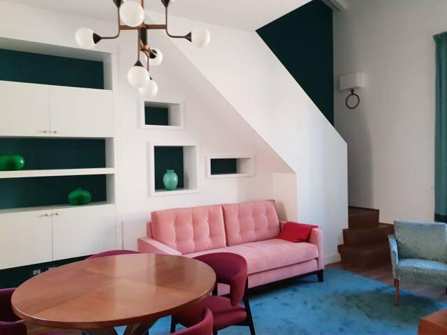 SAN FREDIANO, FIRENZE, Appartamento in affitto di 65 Mq, Ottime condizioni, Riscaldamento Centralizzato, Classe energetica: A, posto al piano 2°,