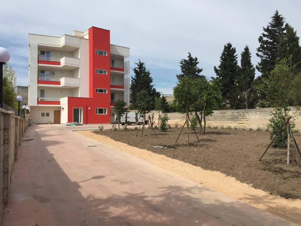 Trilocale in Via Vecchia Surbo, Lecce