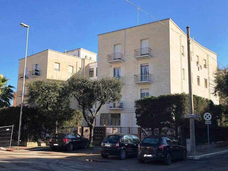 Trilocale in Via Montello 4, Rudiae, Lecce