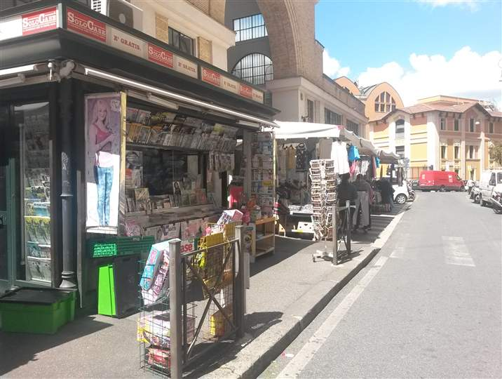 Vendita attivit commerciale piazza alessandria centro for Affitto attivita commerciale roma