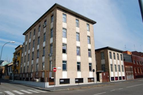 Palazzo in Piazza Bande Nere 8, Bande Nere , Primaticcio , Inganni, Milano