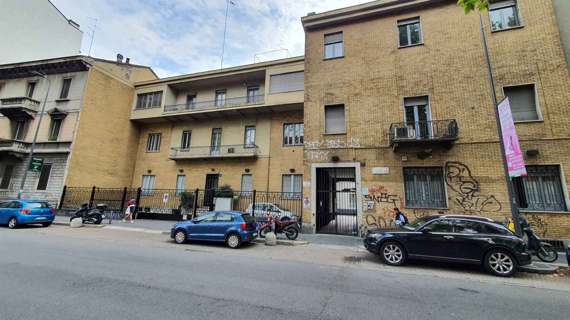 Appartamento in affitto a Milano, 2 locali, zona Bocconi, C.so Italia, Ticinese, Bligny, prezzo € 900 | PortaleAgenzieImmobiliari.it