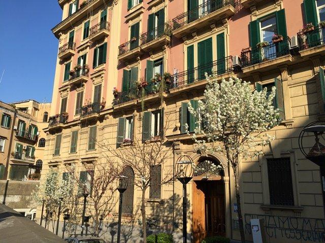 Quadrilocale, Chiaia , Mergellina, Napoli, in ottime condizioni