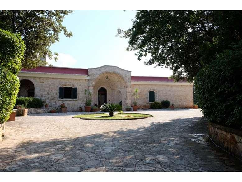 Villa, Laureto, Fasano
