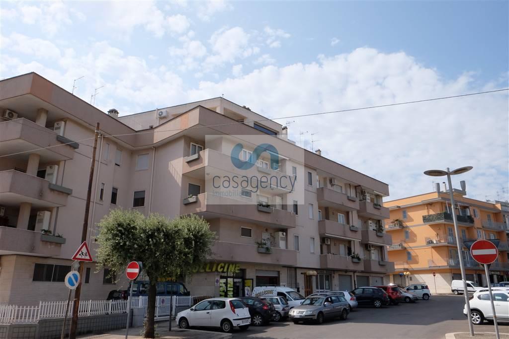 Quadrilocale in Via Giordano, Fasano