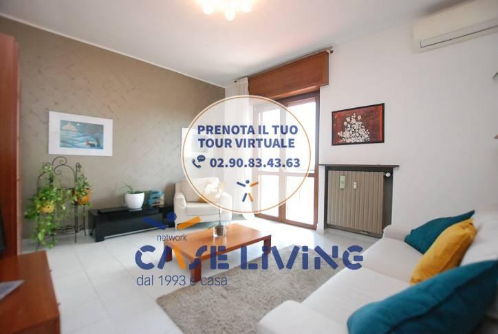 Appartamento in vendita a Rosate, 3 locali, prezzo € 124.000 | CambioCasa.it