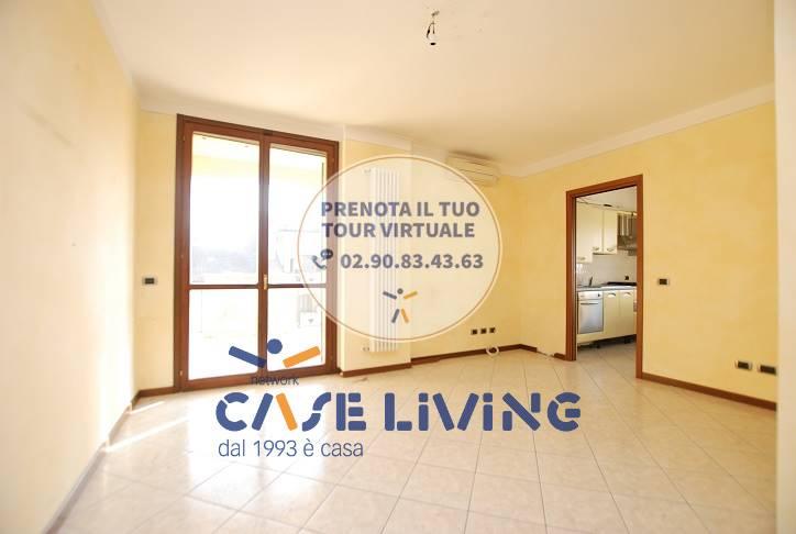 Appartamento in vendita a Rosate, 3 locali, prezzo € 155.000   PortaleAgenzieImmobiliari.it