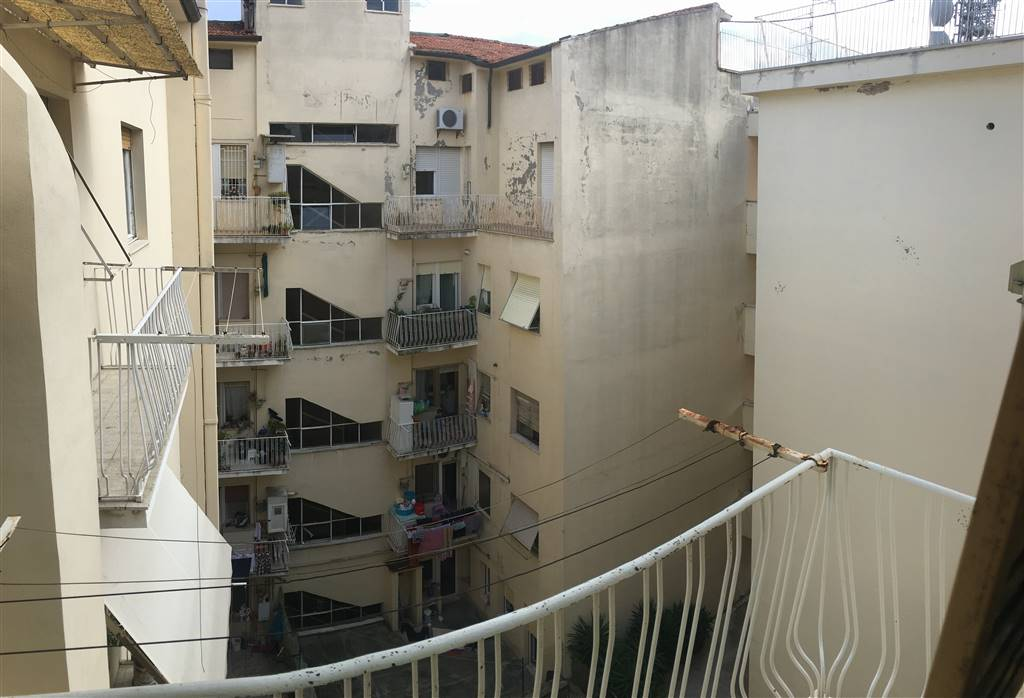 Affaccio balcone cucina