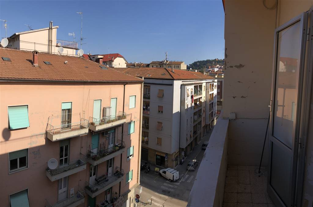 Affaccio balcone camera