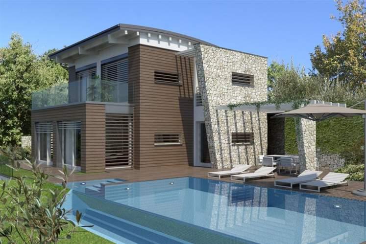 Ville a bardolino in vendita e affitto for Progetto ville moderne nuova costruzione