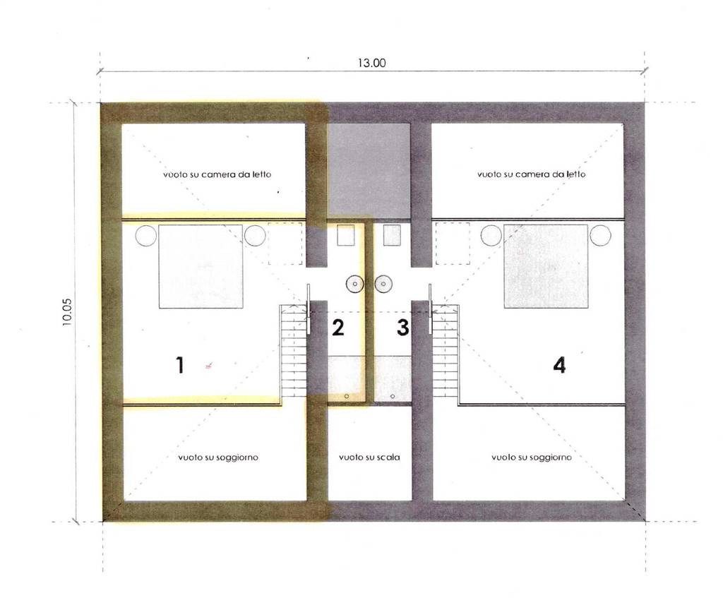 Wohnung In Verkauf in San Zeno di Montagna (Verona) - Hin. 55
