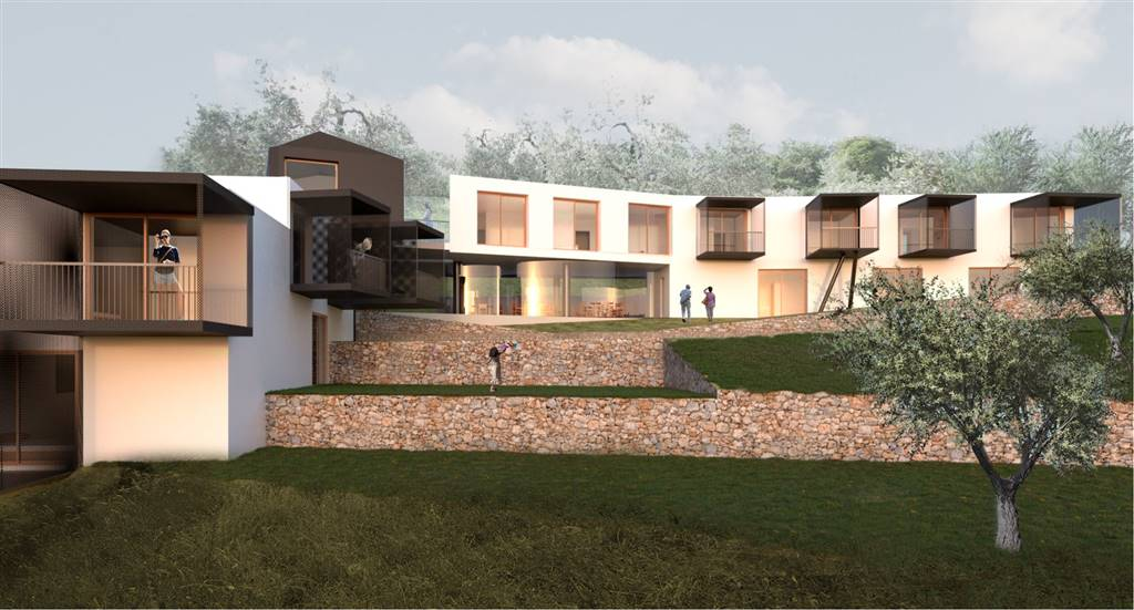 RENDERING PROGETTO