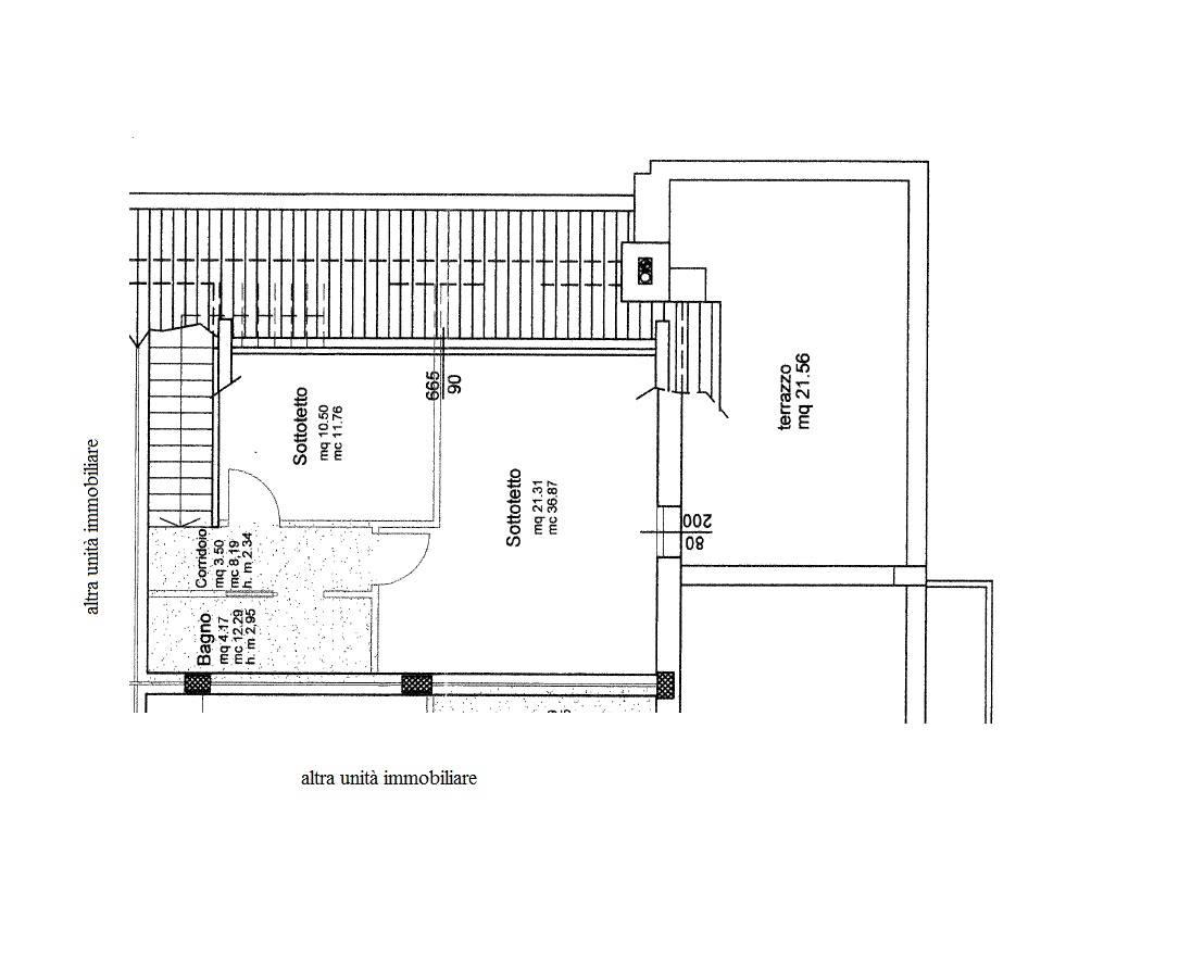 Planimetria 3° - Rif. 758