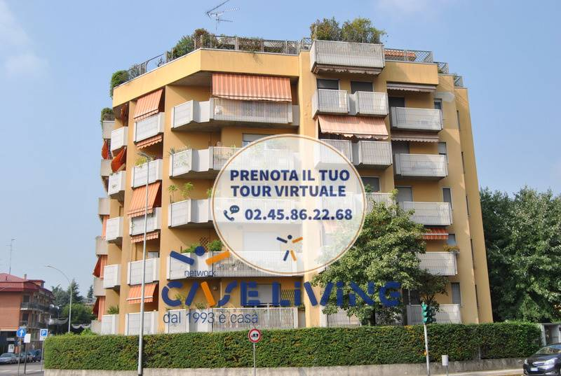 Appartamento in vendita a Cesano Boscone, 3 locali, prezzo € 309.000 | PortaleAgenzieImmobiliari.it