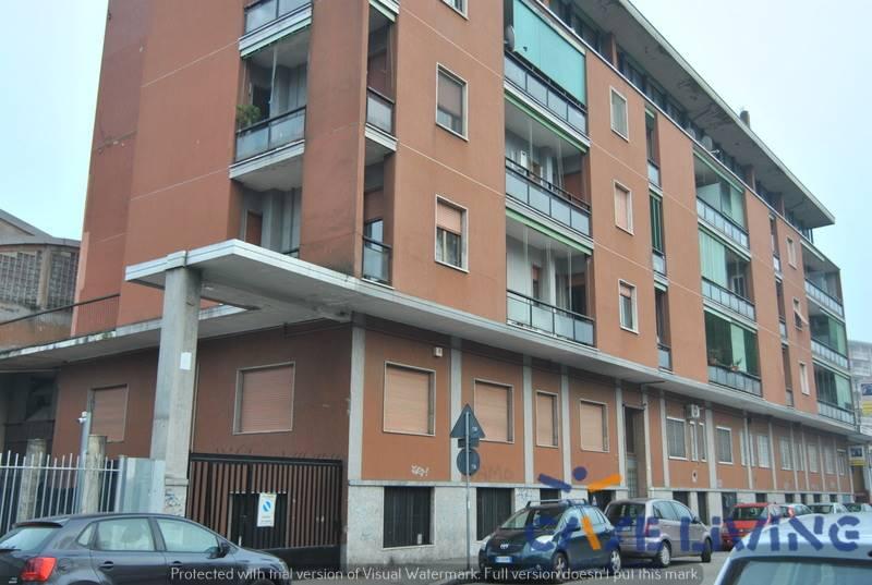 Bilocale, Cesano Boscone, ristrutturato