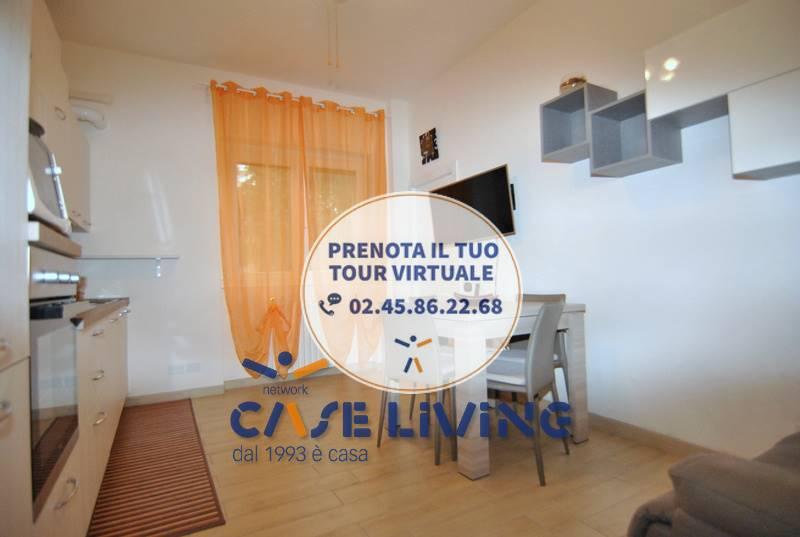 Appartamento in vendita a Cesano Boscone, 2 locali, prezzo € 115.000 | CambioCasa.it
