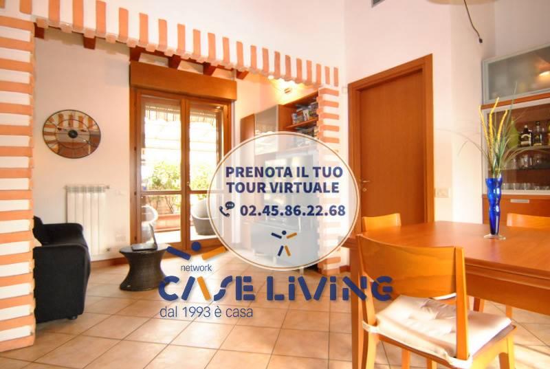 Appartamento in vendita a Cesano Boscone, 2 locali, prezzo € 210.000 | CambioCasa.it