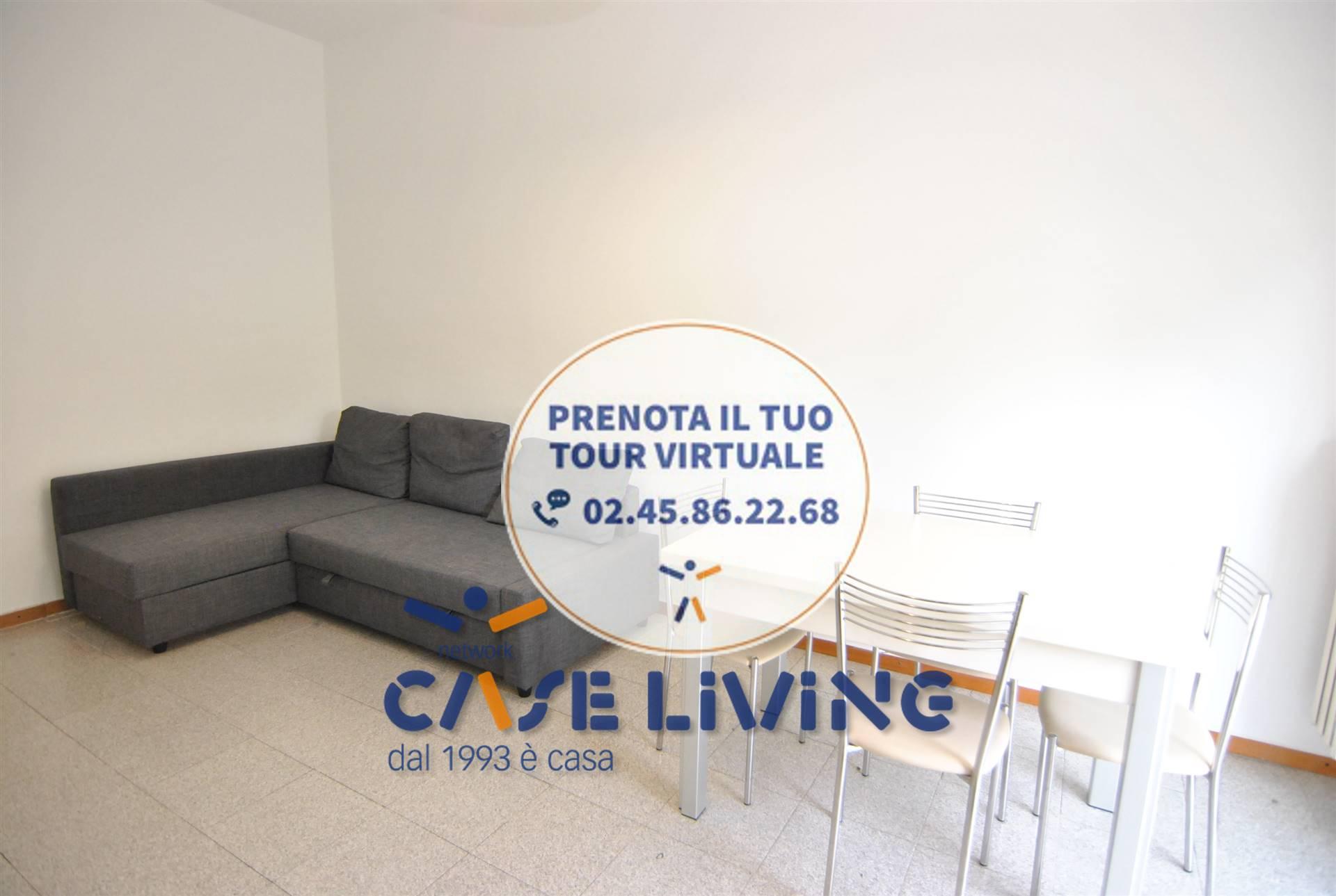 Appartamento in vendita a Cesano Boscone, 2 locali, prezzo € 90.000 | CambioCasa.it