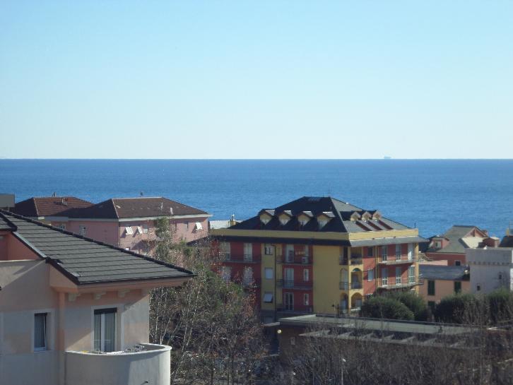 Attico in Via Della Fornace, Cogoleto