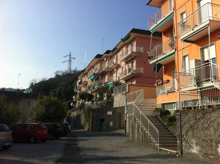 Appartamento in Via Belvedere 25/2, Cogoleto