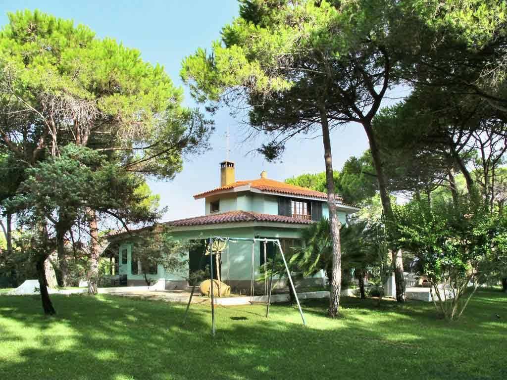 Villa, Sorso