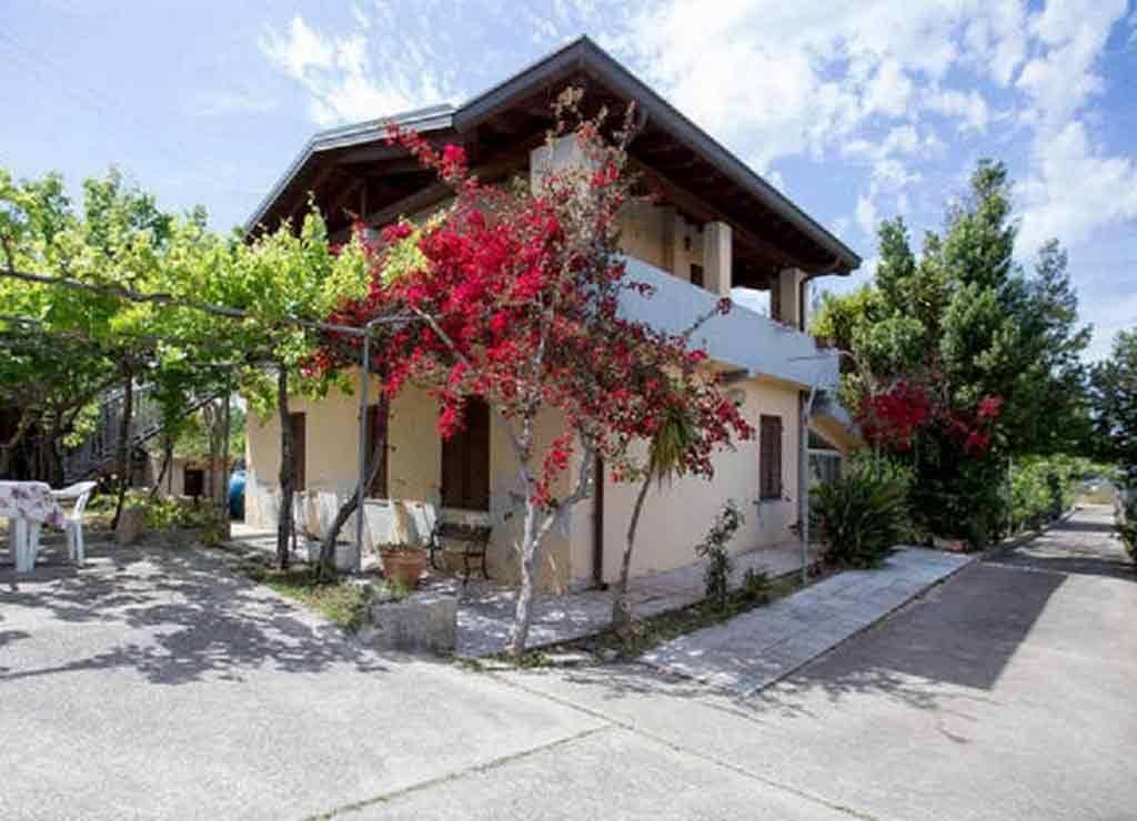 Villa, Sorso, ristrutturata