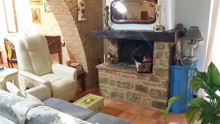 Quadrilocale, Castelbellino Stazione, Castelbellino, ristrutturato
