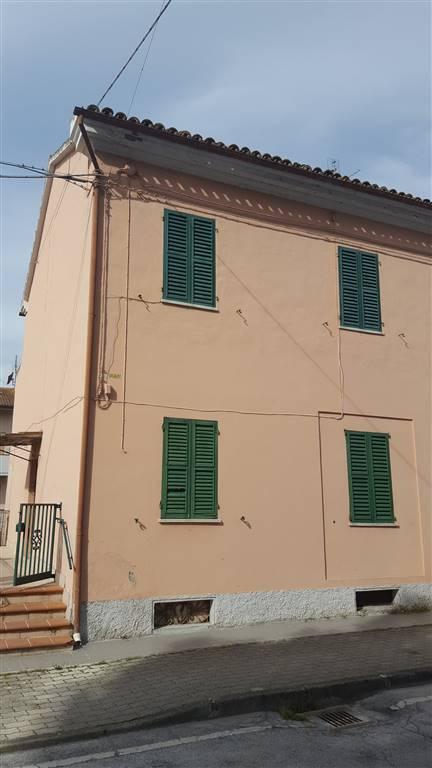 Casa semi indipendente, Castelbellino Stazione, Castelbellino, da ristrutturare