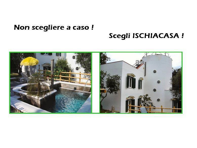Villa, Forio, ristrutturata