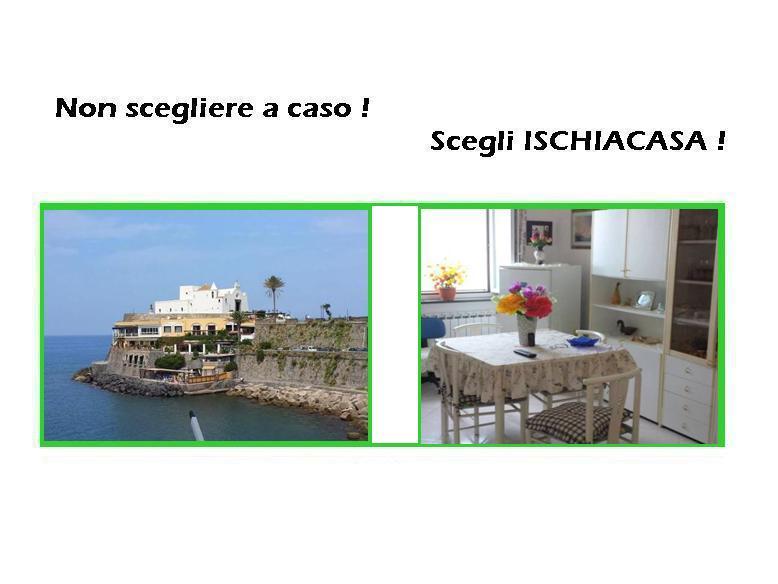 Appartamento in vendita a Forio, 3 locali, prezzo € 195.000 | CambioCasa.it