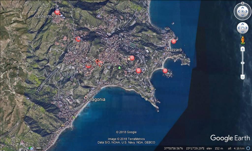 Taormina, distanza 35 minuti - Rif. GE46758