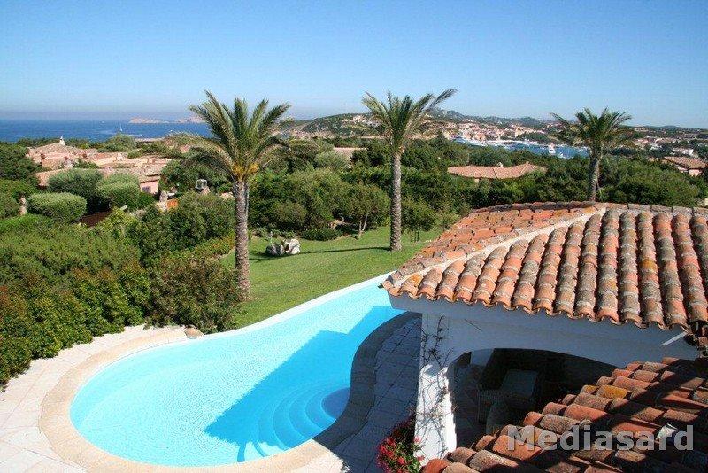 Villa in vendita a Arzachena - Porto Cervo, 14 locali, zona Località: PORTO CERVO, prezzo € 5.000.000   CambioCasa.it