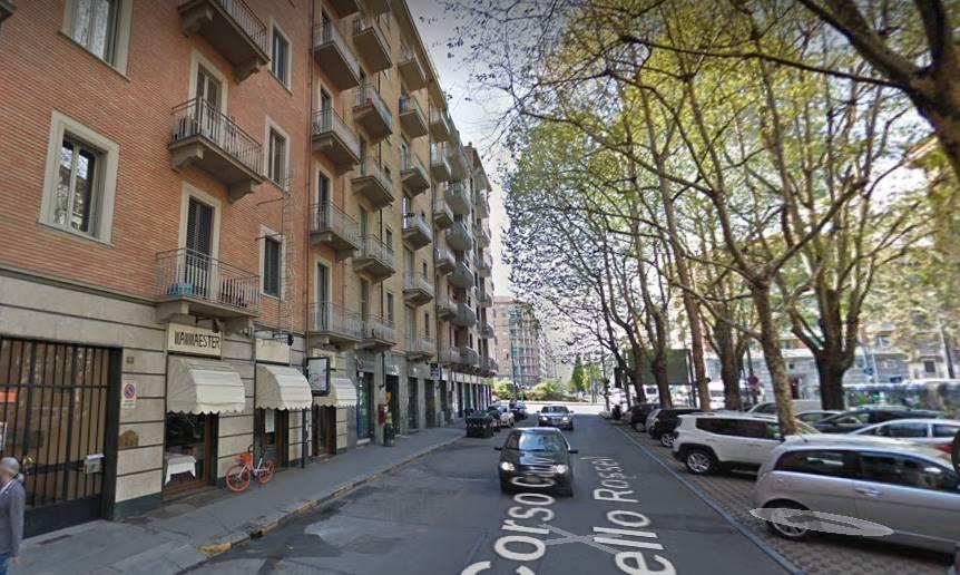 Quadrilocale in Corso Rosselli, Santa Rita, Torino