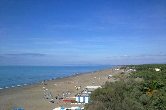 litorale di Marina di Castagneto