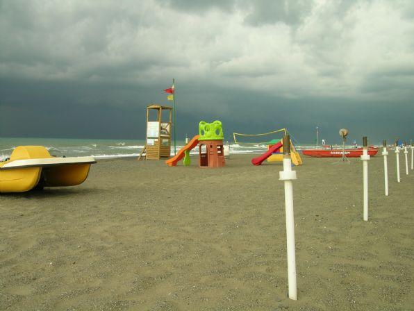 aspettando la tempesta