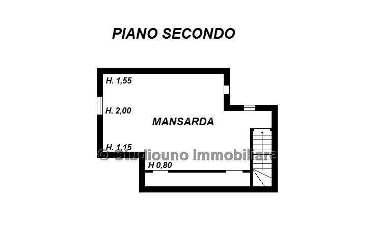 appartamento (mansarda)
