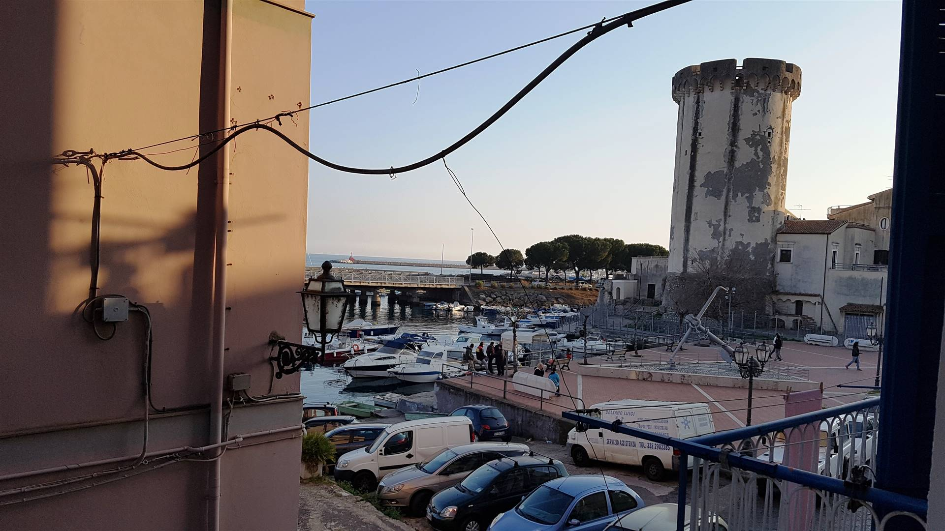 FORMIA, Apartment for rent, Habitable, Heating Individual heating system, Energetic class: G, placed at 1° on 3, composed by: 2 Rooms, Separate