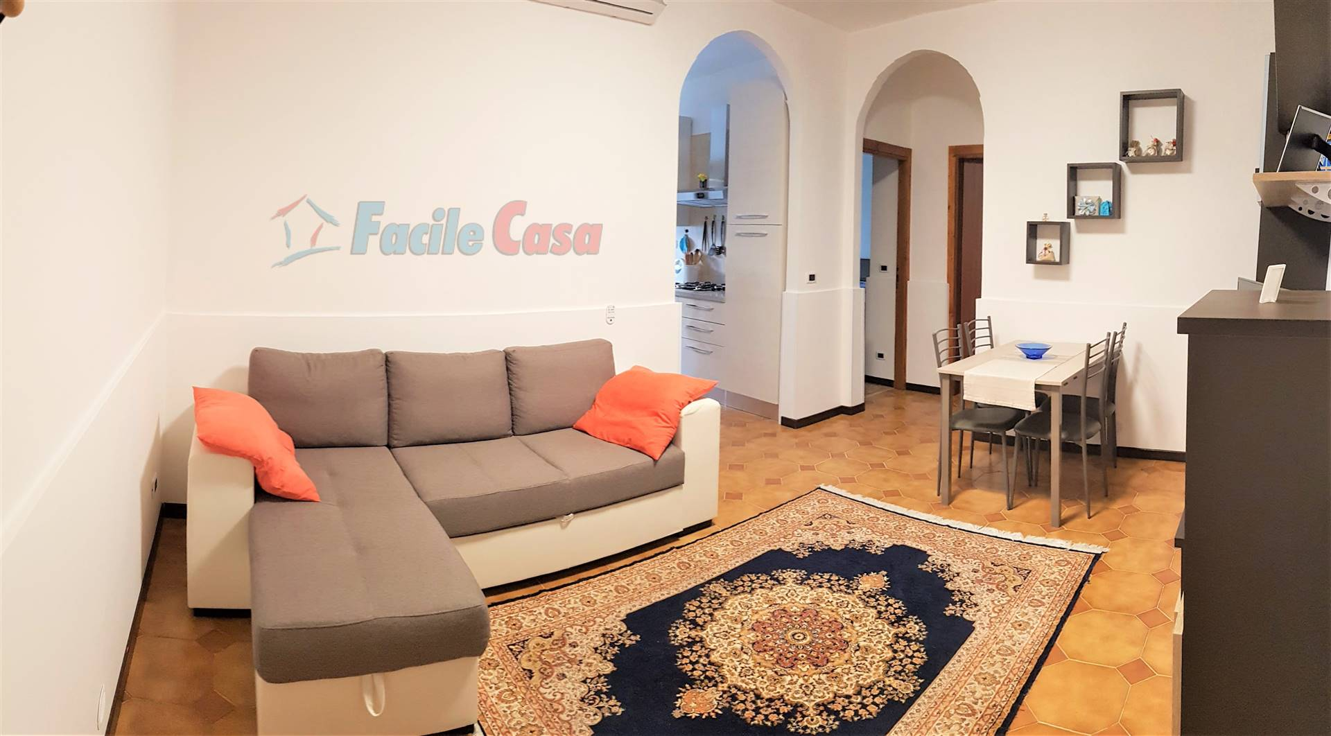 GIANOLA, FORMIA, Independent Apartment for sale of 82 Sq. mt., Excellent Condition, Heating Individual heating system, Energetic class: G, placed at
