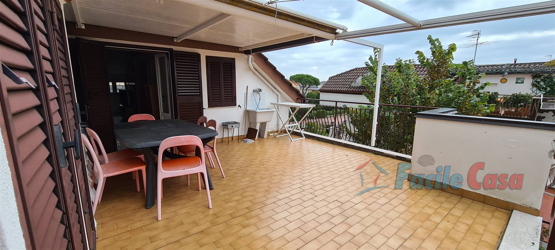 GIANOLA, FORMIA, Penthouse for sale of 50 Sq. mt., Good condition, Heating Individual heating system, Energetic class: G, placed at 2° on 2, composed