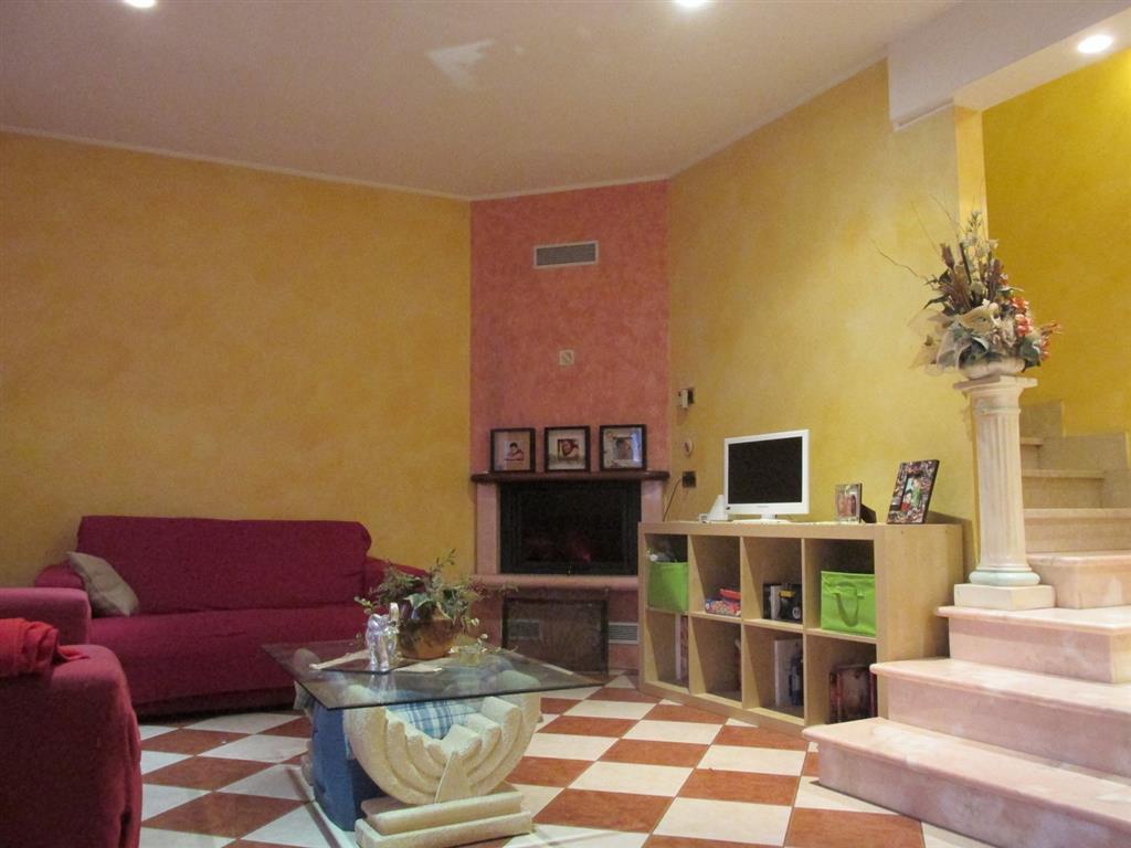 Villa a schiera, Lonigo, ristrutturata