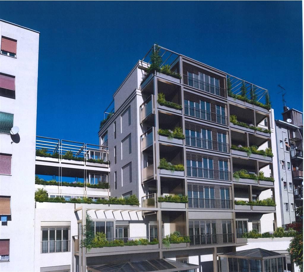 Nuova costruzione, De Angeli, Vercelli, Washinghton, Milano, in nuova costruzione