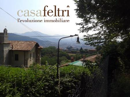 Villa in Via Vetta  1, Città Alta, Bergamo