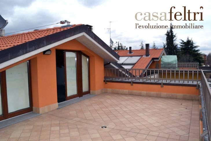 Quadrilocale in Via Loreto  14, Loreto, Bergamo