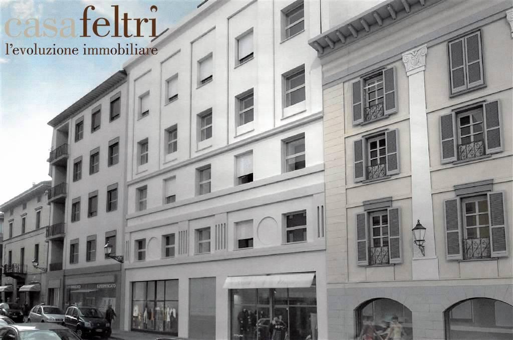 Quadrilocale in Via Borgo Palazzo  33, Centrale, Bergamo