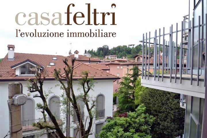 Quadrilocale in Via Locatelli  36, Centrale, Bergamo