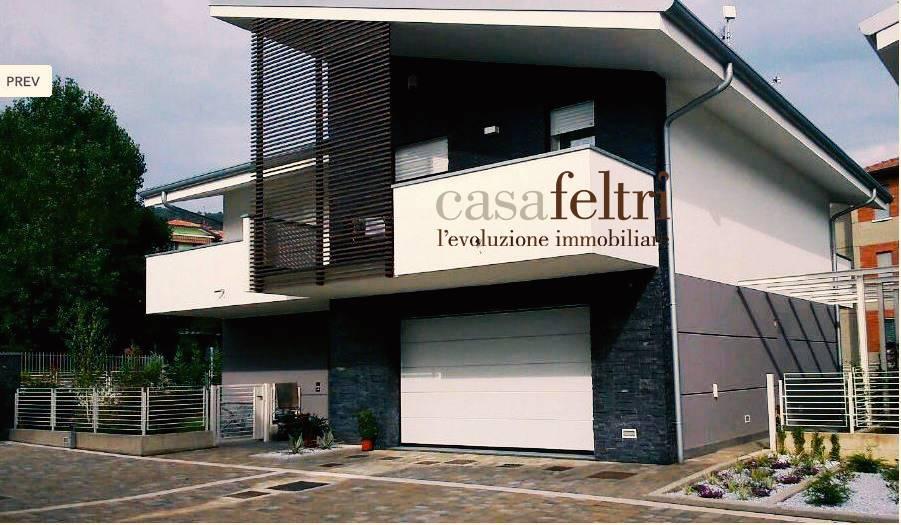 Villa in Via Edison 10, Centrale, Bergamo