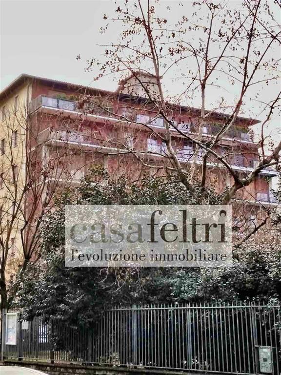 Trilocale in Via Nullo  9, Centrale, Bergamo