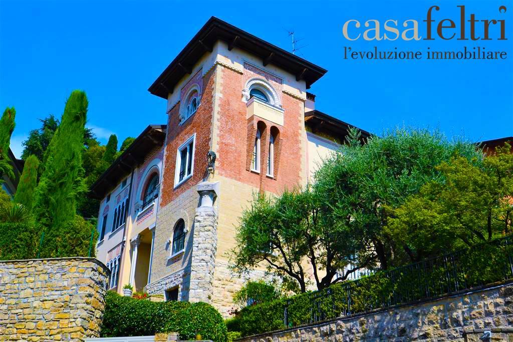 Villa in Via Nullo  41, Centrale, Bergamo